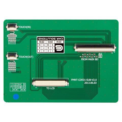 Навигационная система для Porsche с системой CDR 3.1 Превью 4