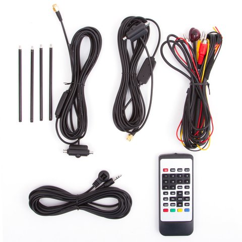 Car DVB-T2 HEVC TV Receiver with Video Input Preview 3