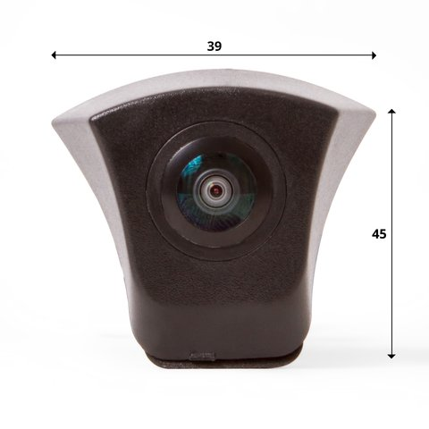 Front View Camera for Audi A1, A3, Q3 Preview 1