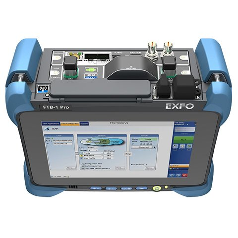 Оптичний рефлектометр EXFO FTB-1v2-720C-SM1 Прев'ю 2
