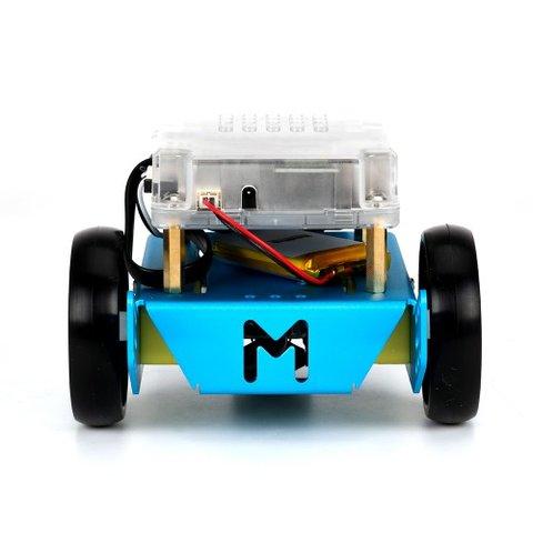 Juego de construcción Makeblock mBot v1.1 (azul) - /*Photo|product*/