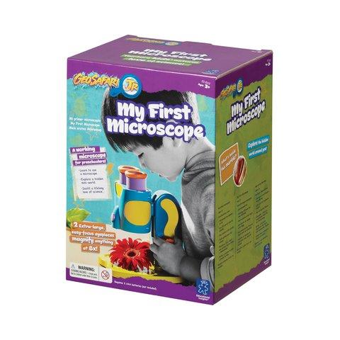 Обучающая игрушка Educational Insights серии Геосафари: Мой первый микроскоп Превью 2